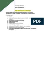 Rùbrica de Exposiciòn Pia Diseño de Modelos de Intervenciòn