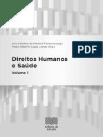 Direitos Humanos e Saúde -Volume 1 - UFCSPA, 2018 (Art. Da Pág. 21 - 39)