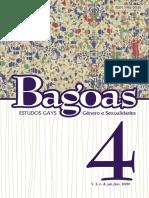 Bagoas - Revista de Estudos Gays - EDUFRN, 2007 (Art. Da Pág. 17)