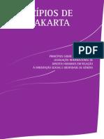 Principios de Yogyakarta - Www.clam.Org.br