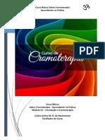 Módulo 01 - Introdução a Cromoterapia e Breve História