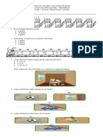 Examen de matematicas primer periodo grado 1