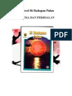 Tema dan persoalan Novel Di Hadapan Pulau