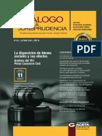 Sofisma en El VIII Pleno Casatorio - Mala Fe Del Tercero No Cuenta - Dialogo Juris No. 265. Oct. 2020. Año 26