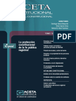 Premisas Para La Tutela Del Derecho Fundamental a La EUTANASIA - Gaceta Constitucional 150-Agosto 2020