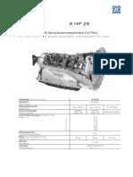 ZF 6HP28