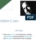 Uttam C Jain