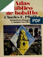 Atlas Biblico de Bolsillo - Charles Pfeiffer