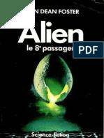 Alien Le 8eme Passager