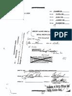 Mercury Manned Orbital Capsule Detail Specification