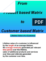 Relationship Marketing 3 & STP
