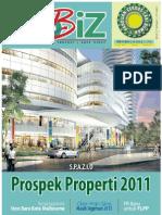 [AyoCariRumah.Com] Tabloid ProBiz Edisi 17, Prospek Properti 2011