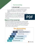 Meeting 8 Tax Accounting