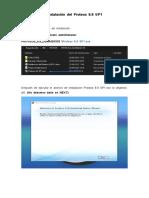 Instalación Del Proteus 8.8PS1