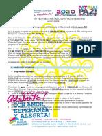 Informe de Mapeo de Actividades AGOSTO (14082020)