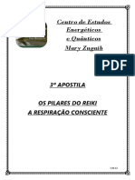 3a APOSTILA  REIKI RYOHÔ 2020  Ie II
