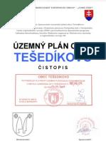 Územný plán obce Tešedíkovo - čistopis