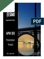 APM 303_Presentation_FR