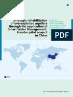 Strategic rehabilitation of overexploited aquifers through the application of Smart Water Management
