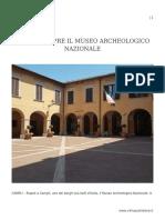 CAMPLI, RIAPRE IL MUSEO ARCHEOLOGICO NAZIONALE