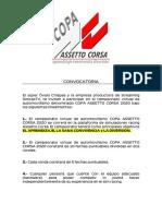 Copa Assetto Corsa