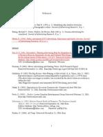 Com 490 - References - Bibliography 10-05-07