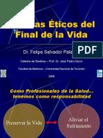 Bioetica 2011 - Dilemas Eticos Del Final de La Vida