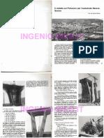 Iic Anno 1967 Volume 12 Il Viadotto Sul Polcevera Per Lautostrada Genova Savona Prot
