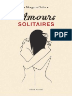 Morgane Ortin – Amours solitaires