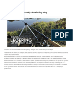 03-Legering_ lo Straight Lead _ Elba Fishing Blog __ Reader View