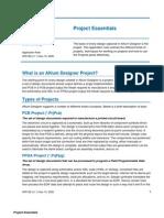 AP0129 Project Essentials