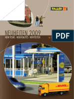 Faller 2009 Neuheiten