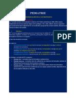 20) Vaccination PEV - pédiatrie (Dr Norotina RABESANDRATANA)