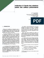 BLPC n°006 (1964) - Relations contraintes-déformations milieux pulvérulents - Le Tirant & Sarda