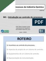 Aula 1_M1 - Introducao ao controle de processos