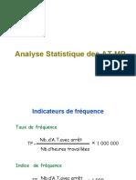 Analyse Statistique des AT-MP (chapitre I)