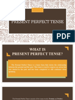 Present Perfect Tense (ENG Ver.)