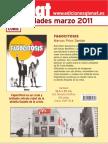 Novedades Glénat Marzo 2011 (Castellano)