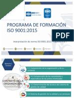 MODULO 2_PLANIFICAR ISO 9001:2015