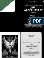 Gregorian Bivolaru - NU Apocalipsa volumul 2 [propaganda MISA]
