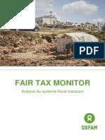 Fair Tax Monitor Analyse Du Systeme Fiscal Marocain