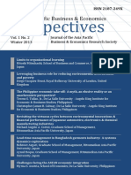 Perspectves - Issue 2 - Winter 2013