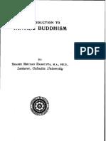 Dasgupta,An Introduction to Tantric Buddhism