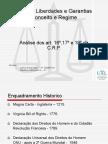 Direitos Fundamentais - art 16-17 e 18 da CRP