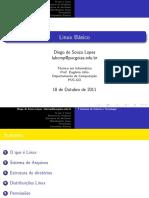 Linux Basico - Diego Lopes
