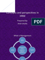 HRM conepts n perspectives ext