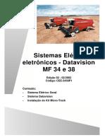 Sistema Eletrico 34 e 38 e Datavisio