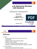 designing_deploying_wireless_lan_systems