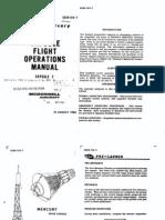 Mercury Flight Operations Manual Capsule 7