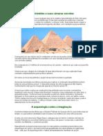 As Pirâmides e suas câmaras secretas